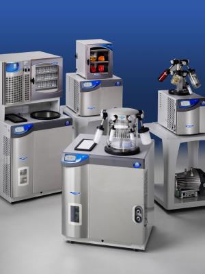 FreeZone freeze dryers group, laboratory freeze dryers, lyophilizers 2017