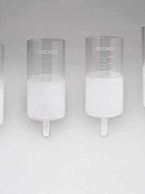 RapidVap Glassware with Stems
