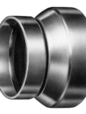 Thermoplastic Duct Reducer
