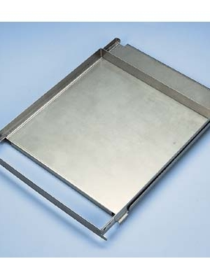 Tray with Slide-Out Bottom