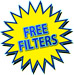Free Filters Icon