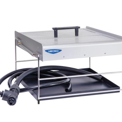 2350025 25-Place Kjeldahl Fume Removal System