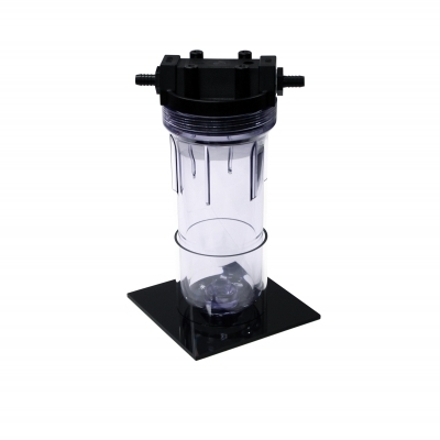 Chemical Trap Canister on Stand