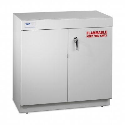 Protector Solvent Storage Base Cabinet with Dual Doors