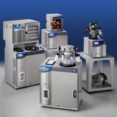 FreeZone freeze dryers group, laboratory freeze dryers, lyophilizers 2017