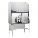 Cell Logic+ A2 Biosafety Cabinet on Stand