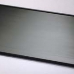 Black Solid Epoxy Work Surface