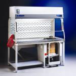 6' XPert Bulk Powder Filtered System, Center Access Opening