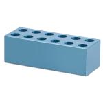 4026404 1.5 ml, 10 mm Aluminum Tube Rack