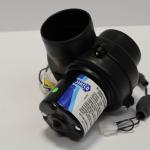 FlaskScrubber Motor Blower 115V or 230V