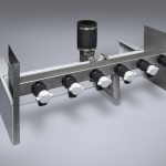 6-Port Tray Dryer Manifold & Isolation Valve