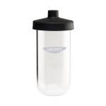 7540900 900 ml Clear Fast-Freeze Flask