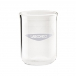 7542400 150 ml Clear Fast-Freeze Flask Bottom
