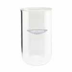 7542700 750 ml Clear Fast-Freeze Flask Bottom
