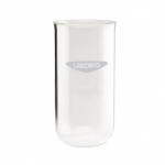 7542900 900 ml Clear Fast-Freeze Flask Bottom