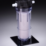 Clear Canister with Solvent Trap Insert
