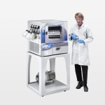 FreeZone Triad Benchtop Freeze Dryer on FreeZone Cart with Scroll Pump with Model