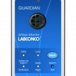 Guardian Airflow Monitor for Protector Premier, XStream, XL, PVC and Stainless Steel Hoods