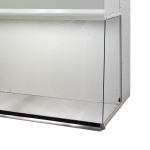 Horizontal Clean Bench UV light and screen