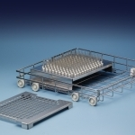 Lower Test Tube Spindle Rack