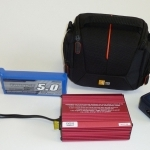 Field Power Kit, 230 volts, 50/60 Hz (without batteries)