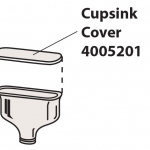 Cupsink Cover 4005201