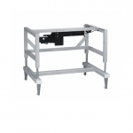 3' Electric Hydraulic Lift Base Stand, 115 Volts, 60 Hz
