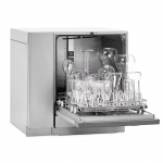 FlaskScrubber Vantage Glassware Washer, Open with Glassware
