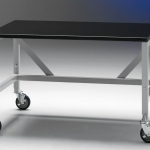 6' Mobile Equipment Table