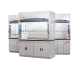 The complete line of general chemistry fume hoods