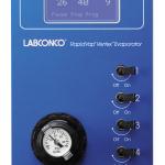 RapidVap Vertex Evaporator Control Panel