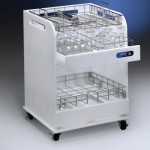 ScrubberMate Glassware and Rack Cart