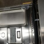 Serial 200696011 SteamScrubber Top Inside Door