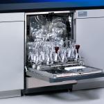 Undercounter FlaskScrubber Glassware Washer