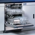 Undercounter SteamScrubber Glassware Washer