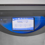 Glassware Washer Touch Screen Close-Up