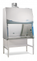 "4' Purifier Logic+ Class II B2 Biological Safety Cabinet with 8"" sash opening, UV Light, Service Fixture, Vacu-Pass Portal and Base Stand"