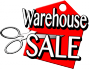 Warehouse Sale Tag 300