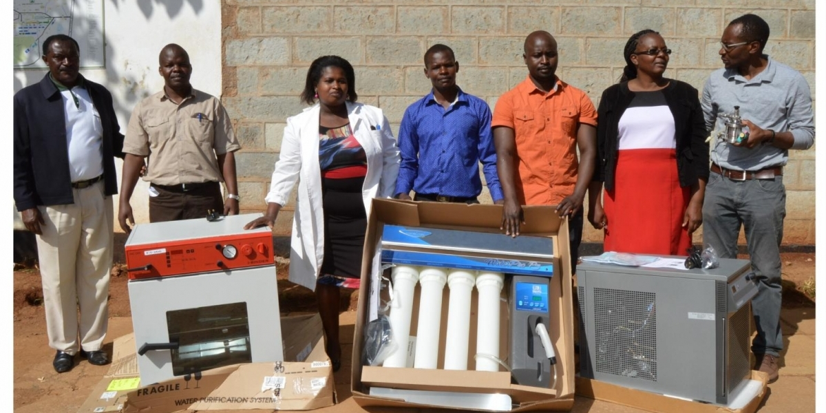 Labconco supports Seeding Labs in Kenya