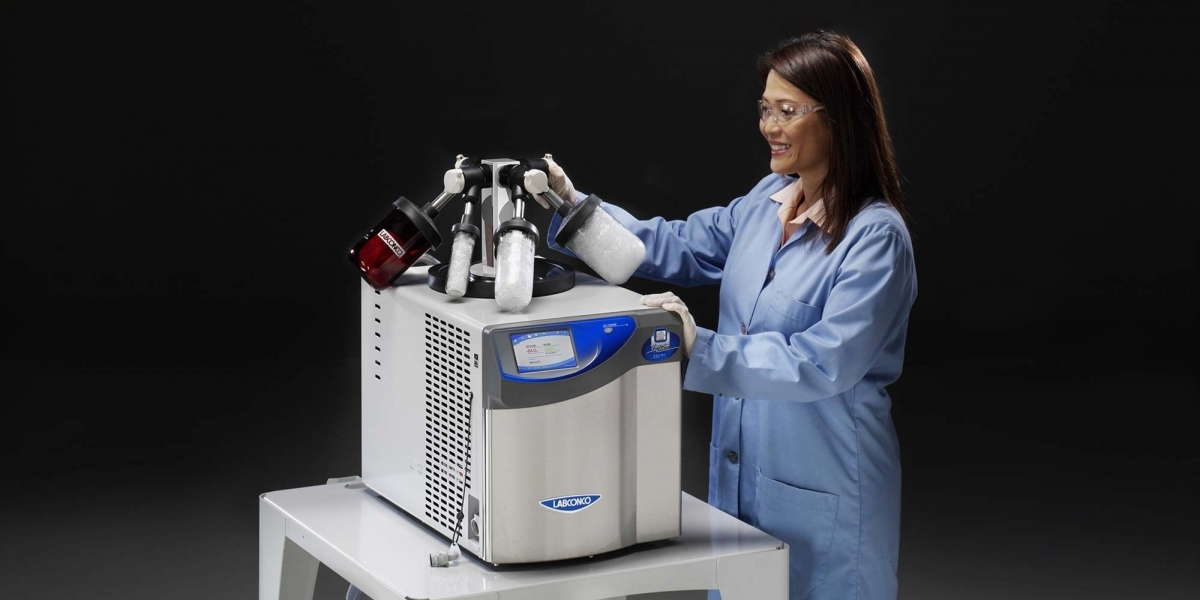 Special considerations for freeze drying with DMSO - Labconco