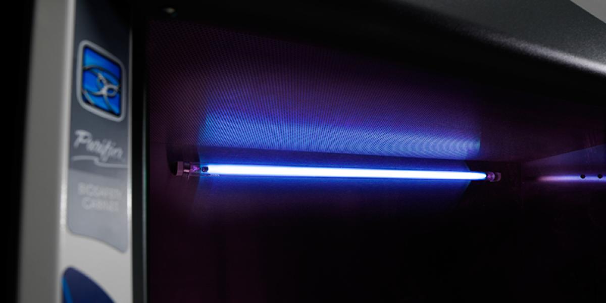 Logic Plus Detail UV Lamp 800