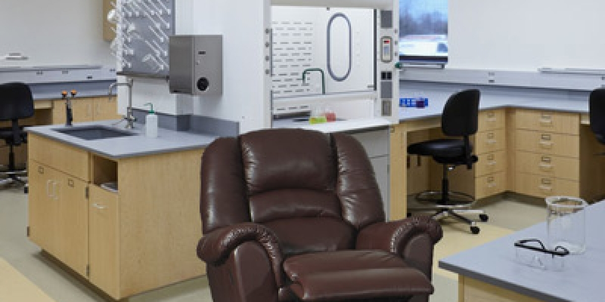 Recliner in Lab 400