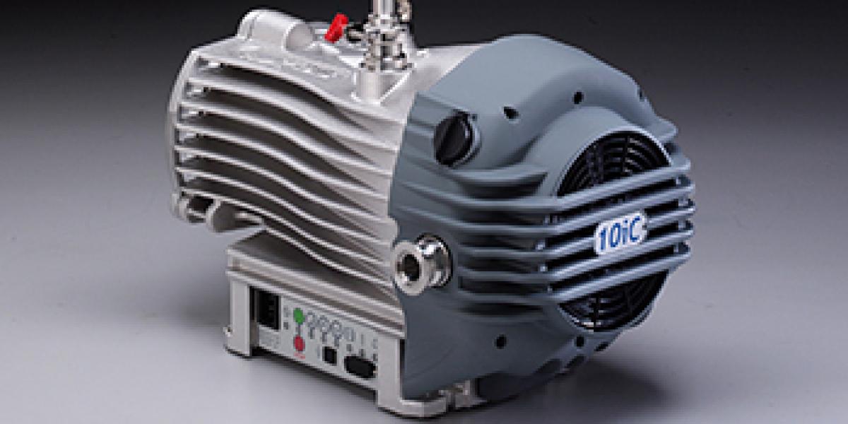 Vacuubrand Scroll Vacuum Pump - 350