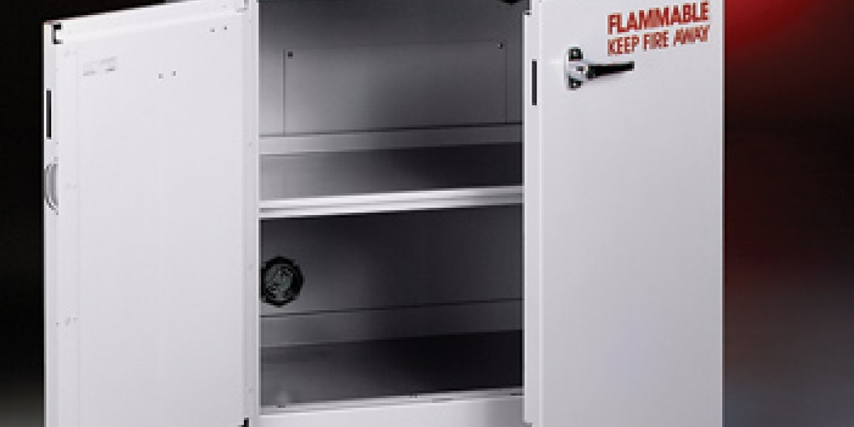 The Solvent Cabinet A Laboratory Super Hero Labconco