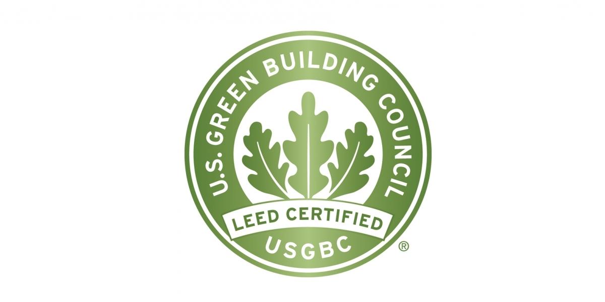 US Green Building Council LEED Certified
