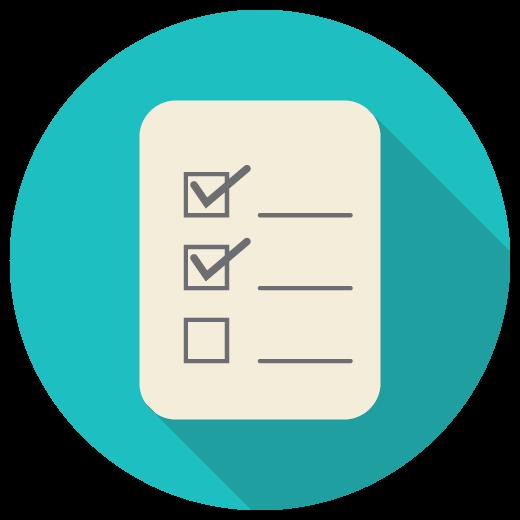 Survey Icon Png Checklist Online Checklist Online form ...